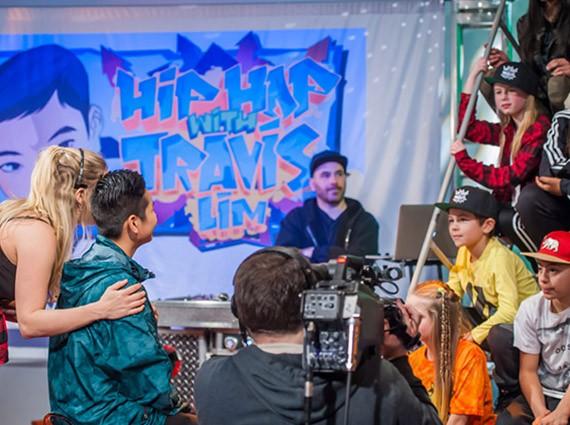 Hip Hop Travis Lim BTS